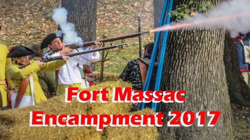 Fort Massac Encampment 2017/photonews247.com