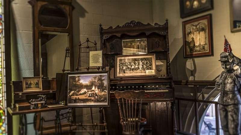Nov 17, 2017   Antiquated Furniture At William Clark Market House Museum, Paducah  KY/photonews247.com ...