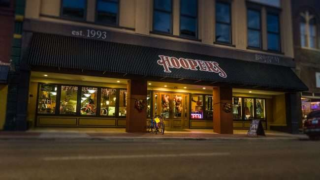 Nov 29, 2017 - Christmas at Hoopers on Broadway Main Street in Historic Downtown Paducah, KY/photonews247.com