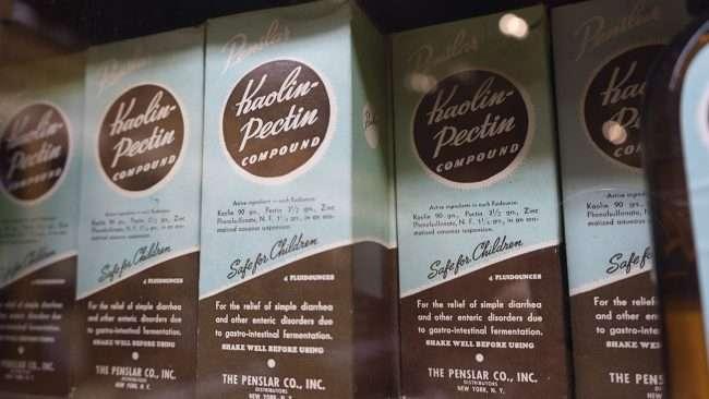 Nov 17, 2017 - Medicine Elixir Lactopeptine Market House Museum, Paducah KY/photonews247.com/