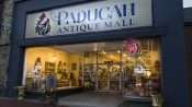 Nov 9, 2017 - Paducah Antique Mall, Broadway Main Street, downtown Paducah, KY/photonews247.com