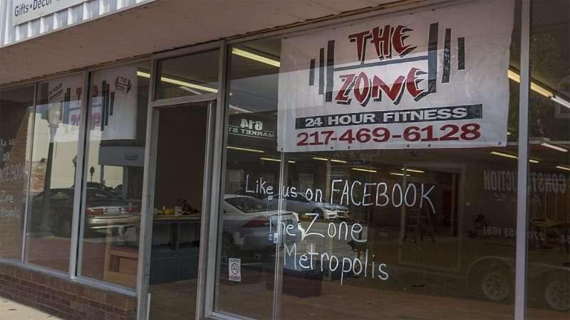 Nov 02, 2017 - The Zone 24 Hour Fitness Metropolis/photonews247.com