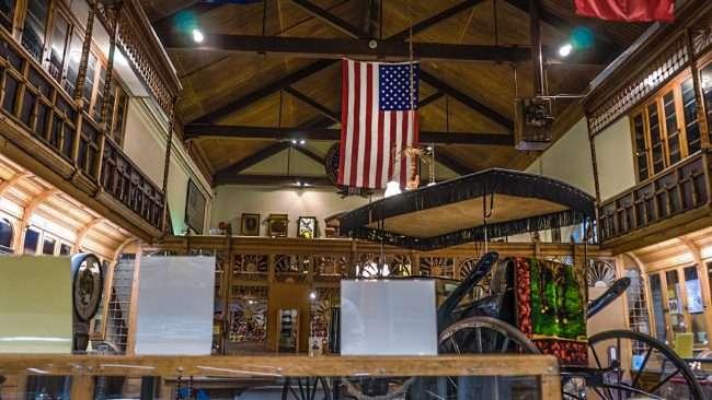 Nov 17, 2017 - William Clark Market House Museum, Paducah KY/photonews247.com
