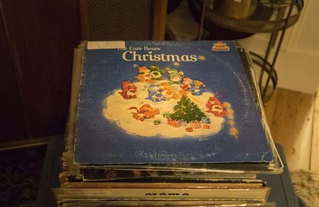 Dec 9, 2017 - Christmas Bears in vinyl record format at Herbane Naturals/photonews247.com