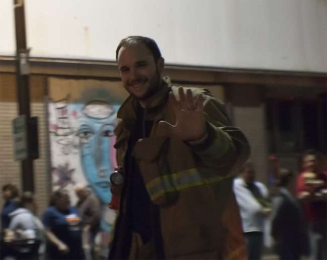 Dec 2, 2017 - First Responder participating in Let it Glow Christmas Parade in Downtown Paducah/photonews247.com