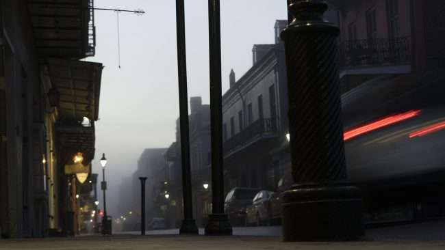 Dec 21, 2017 - French Quarter Fog New Orleans, LA/photonews247.com