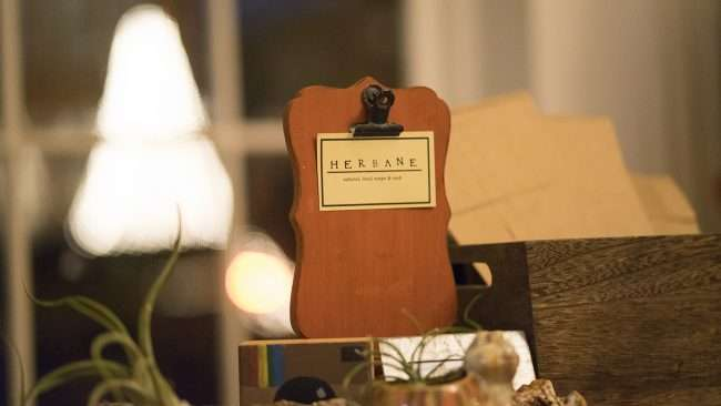 Dec 8, 2017 - Herbane Natural local soaps and such in Smedley Yeiser building at 6th and Madison in downtown Paducah, KY 42001/photonews247.com