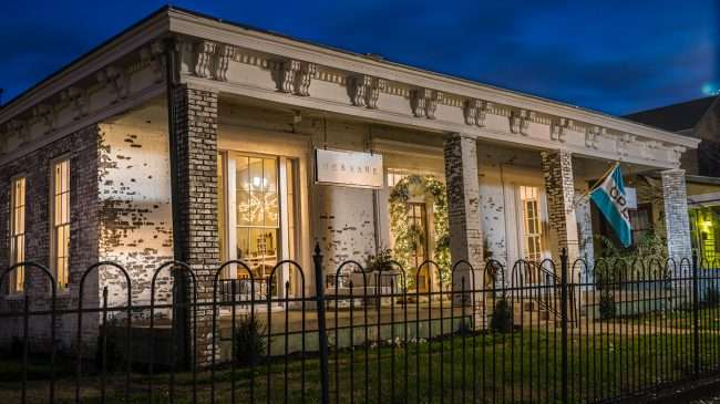 Dec 9, 2017 - Herbane in Smedley Yeiser House, Lower Town Arts District Paducah, KY/photonews247.com