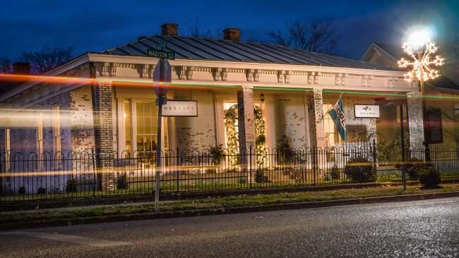 Dec 12, 2017 - Smedley Yeiser Home with Juniper Bar Room in the Lower Town Arts District. Paducah, KY/photonews247.com