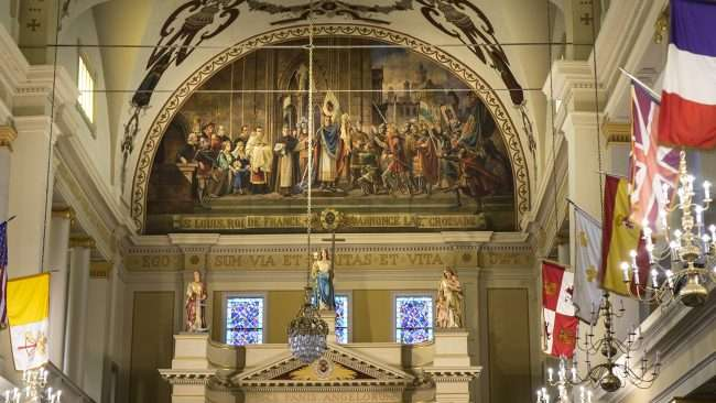 Dec 21, 2017 - St. Louis Cathedral is New Orleans' most notable landmarks/photonews247.com