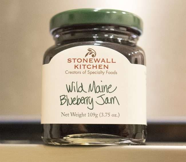 Dec 16, 2017 - bbQ & more sells Wild Main Blueberry Jam by Stonewall Kitchen/photonews247.com