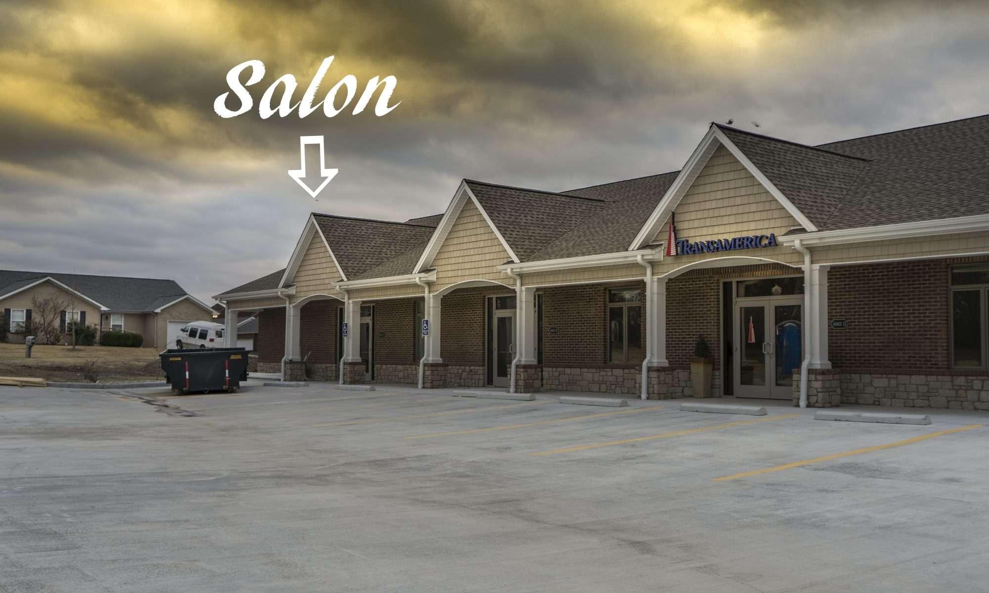 Jan 23, 2018 - Damron Salon and Spa4965 Village Square Dr Paducah, KY/photonews247.com