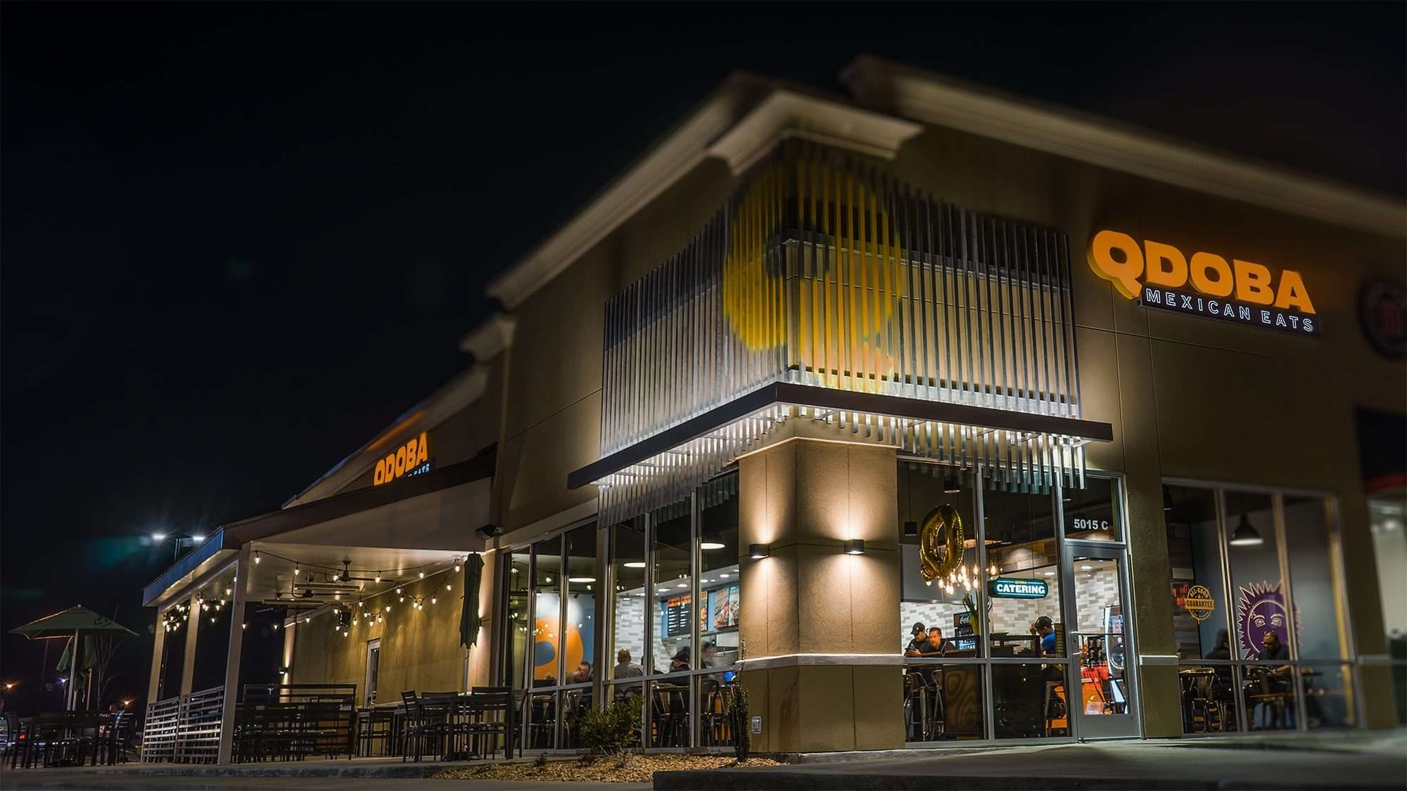 03.12.2018 - Qdoba Mexican Eats opening night Paducah, KY/photonews247.com