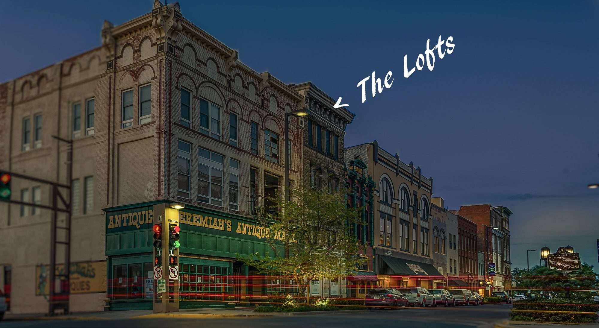 The Lofts Apartments coming to 3rd and Broadway in downtown Paducah/photonews247.com 2017