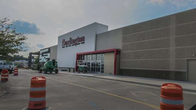 Aug 22, 2018 - Burlington Kentucky Oaks Mall Paducah KY construction