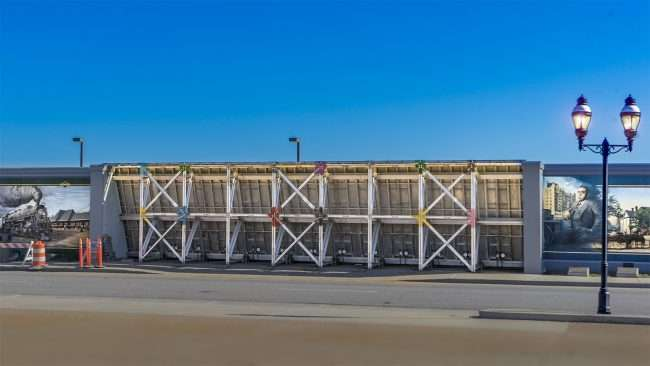 Feb 26, 2018 - Floodgates installed in downtown Paducah, KY/craig currie