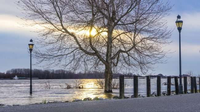 Feb 25, 2018 - Flooding Riverfront Paducah KY/Craig Currie