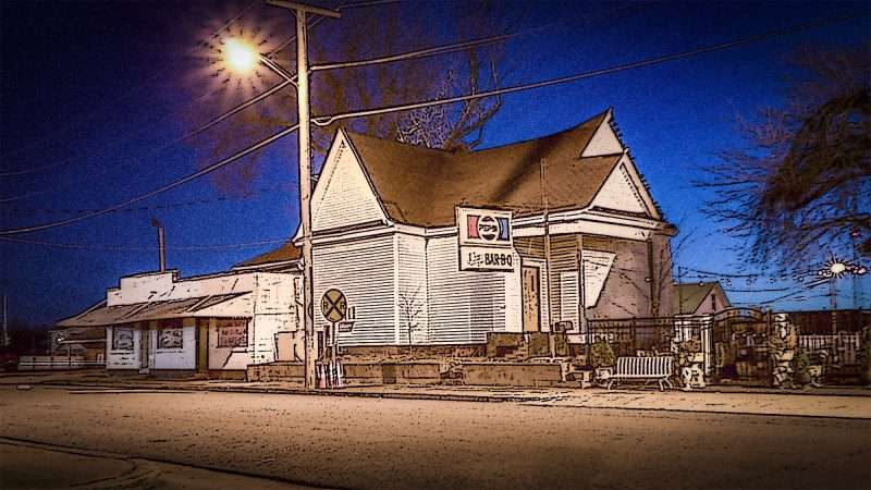 03.03.2018 - FrenchTown Station is expanding next door into the former Slim's BBQ eatery in Paducah Kentucky/photonews247.com