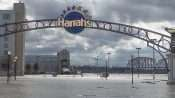 03.01.2018 - Flooding at Harrah's Hotel and Casino in Metropolis. IL/craig currie