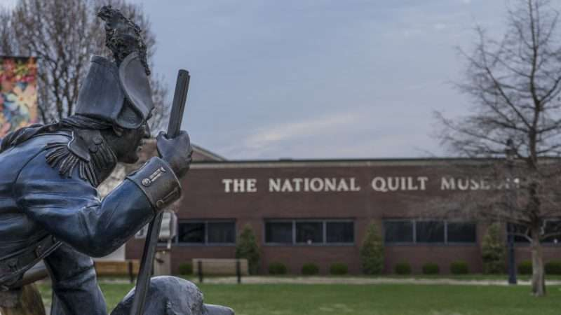 3.16.2018 - The National Quilt Museum in Paducah, KY/photonews247.com