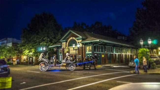 Photo Art: Paducah Horse & Carriage/photonews247.com