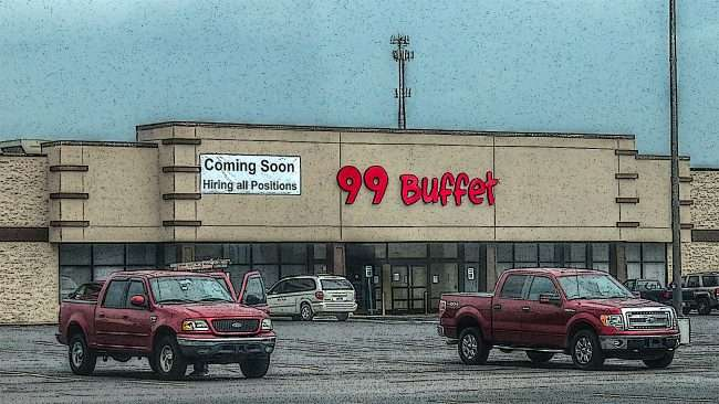 99 Buffet Kentucky Oaks Mall James Sanders Blvd