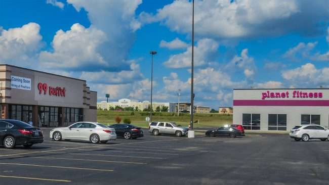99 Buffet Kentucky Oaks Mall by Planet Fitness