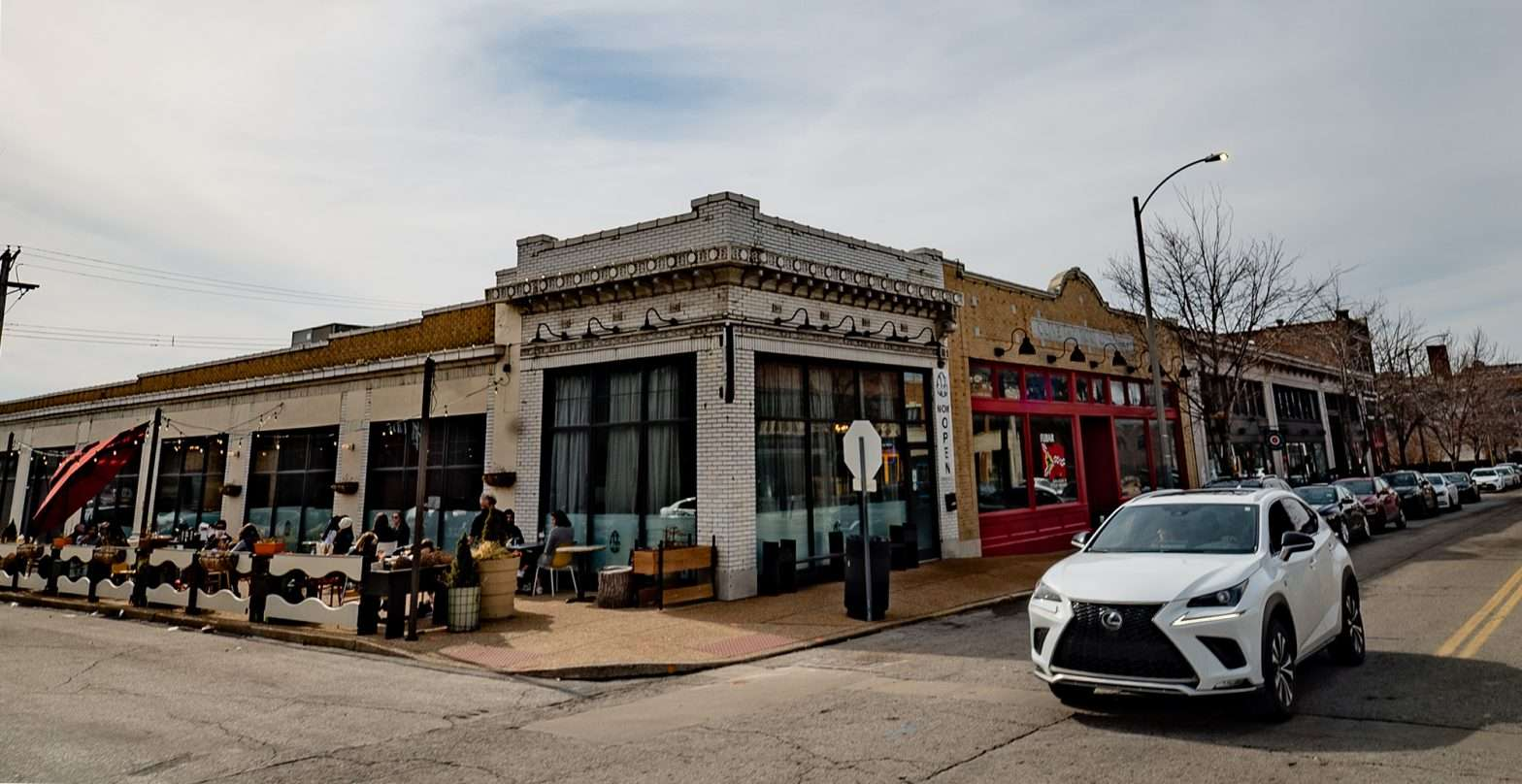 Egg Restaurant Midtown St. Louis in Feb. 2021. credit craig currie