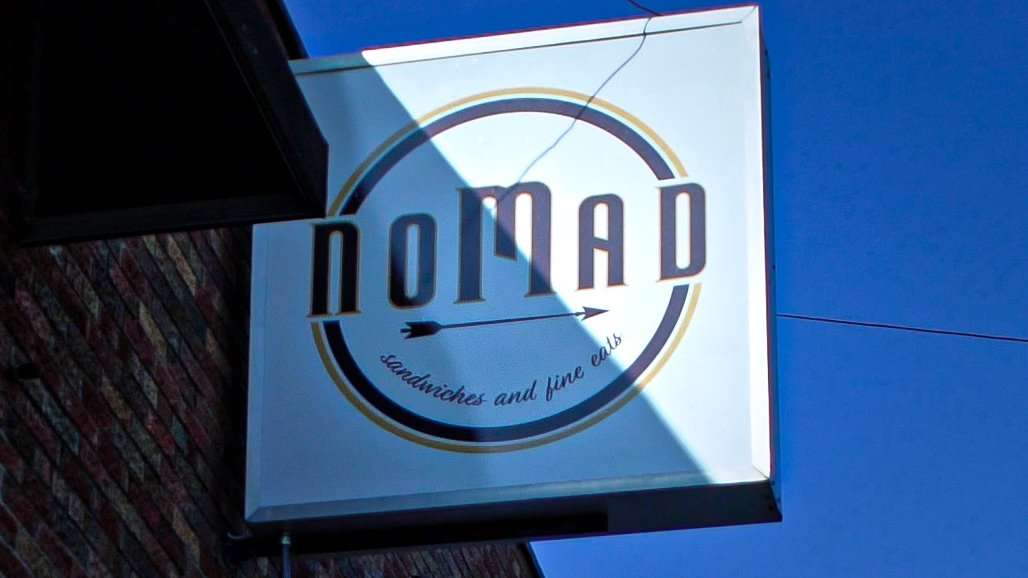 Nomad Sandwiches at Tamm Ave Bar
