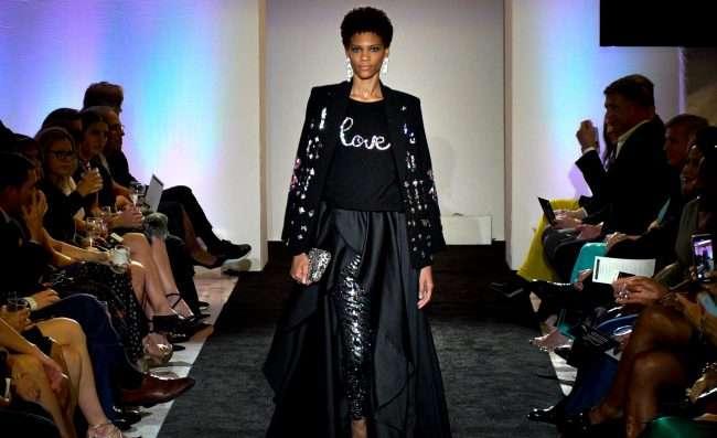 Saint Louis Fashion Fund during runway show at Neiman Marcus. credit craig currie