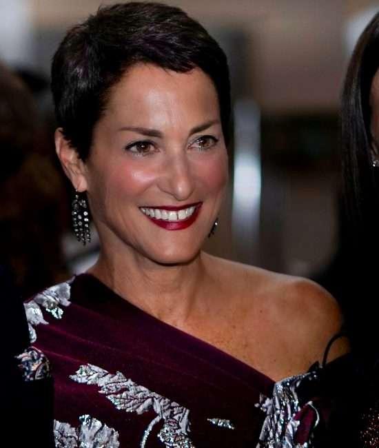 Susan Sherman Saint Louis Fashion Fund at Neiman Marcus Gala. credit craig currie