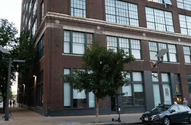 The Saint Louis Fashion Fund moved out of the Washington Ave. spot in August 2020. They are looking for a smaller place in the Downtown St. Louis area. Aug 28, 2020.