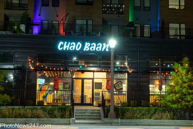 Chao Baan coffee shop at Chroma STL Apartments in The Grove