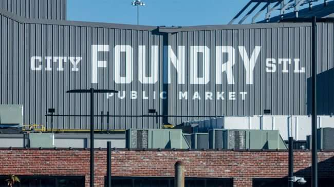 The City Foundry STL Public Market St Louis Fall 2020. credit craig currie