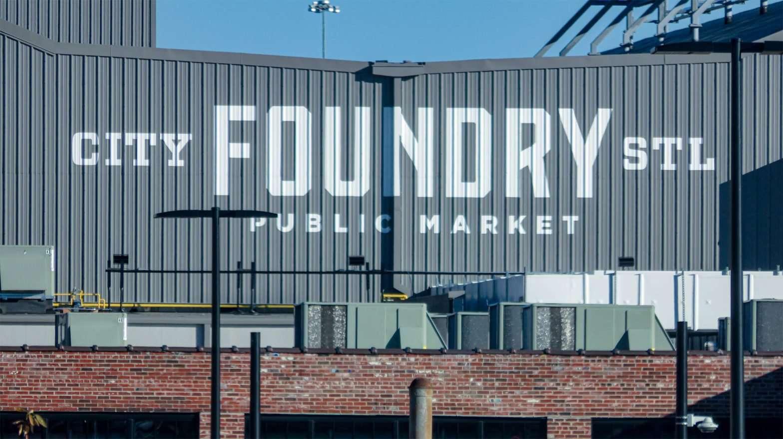 The City Foundry STL Public Market St Louis