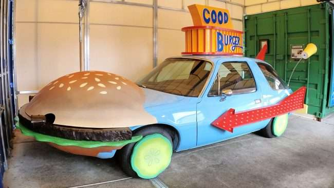 Burger Mobile at Hi-Point Drive-in St. Louis. (credit craig currie)