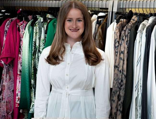 Saint Louis Fashion Fund with Audra Noyes. credit craig currie