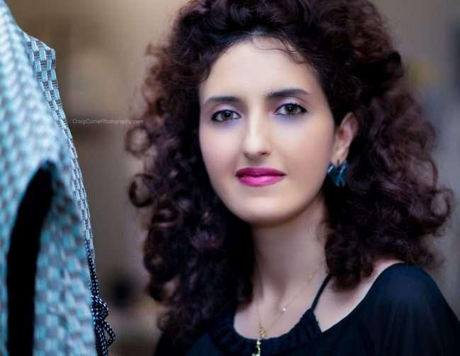 Saint Louis Fashion Fund with Designer Yasi Fayal