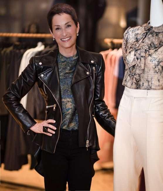 Susan Sherman of Saint Louis Fashion Fund. credit craig currie