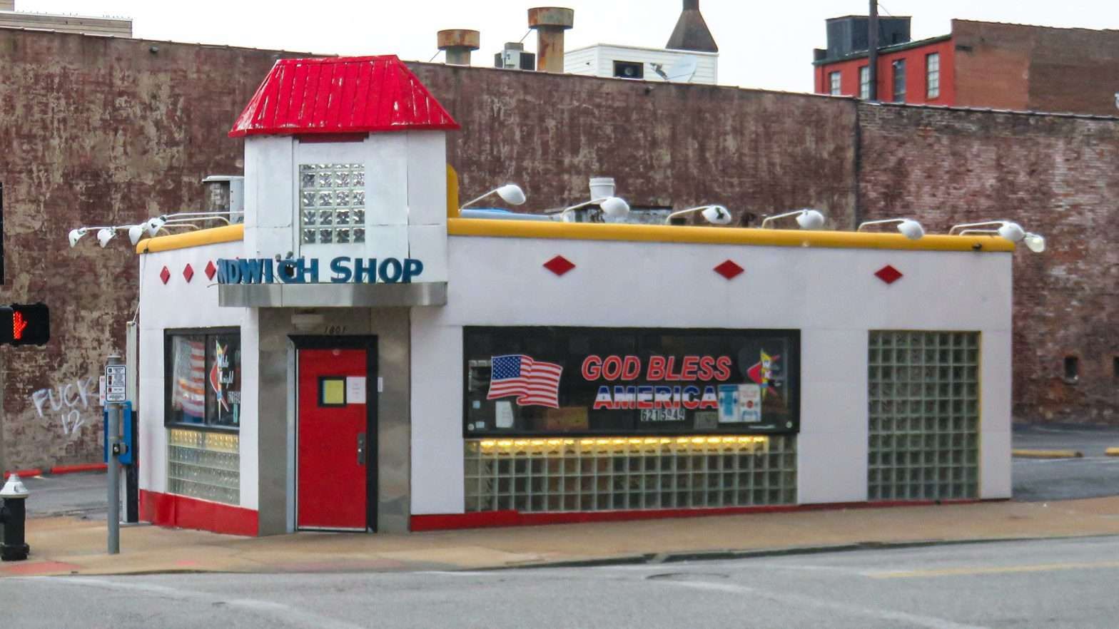 White Knight Diner Closes St. Louis