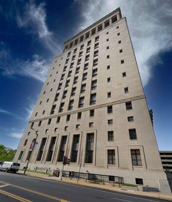Civil Courts Building 22 Circuit Court St. Louis, MO. April 2021 credit craig currie