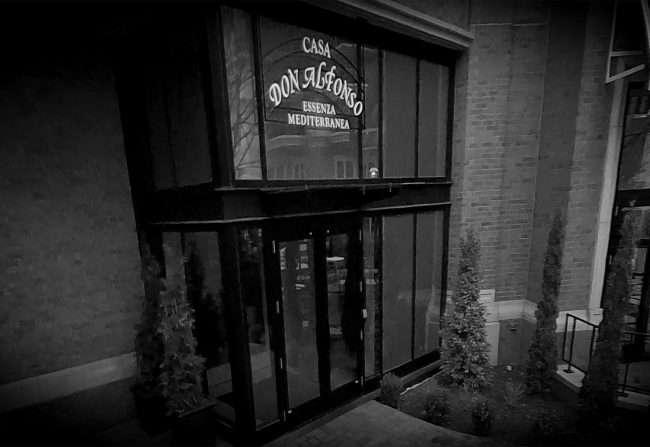 Casa Don Alfonso The Ritz-Carlton, St. Louis Clayton. credit craig currie March 2021