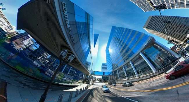 Clayco builds Clayton Centene Plaza. credit craig currie March 202