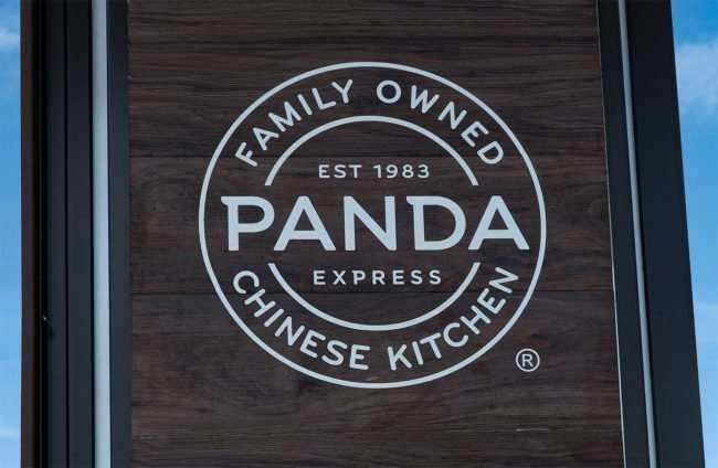 Panda Express restaurants are family owned March 2021. credit craig currie