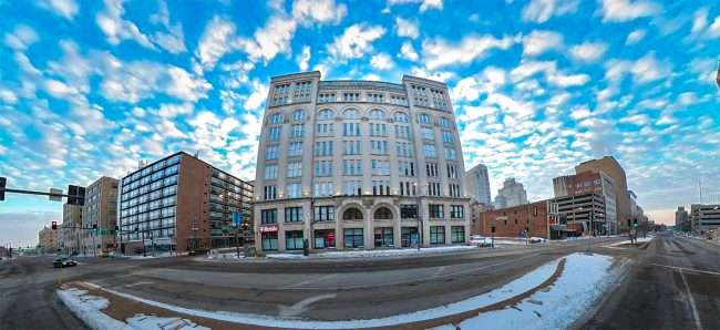 Panorama Front Page Loft Apartments St Louis mo