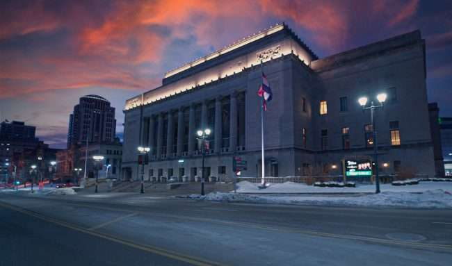 Stifel Theatre Keil Opera House Downtown St. Louis