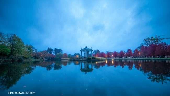 Pagoda Pavilion Forest Park St Louis