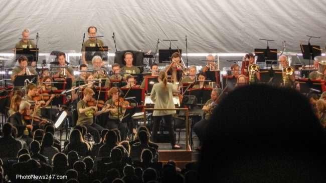 St Louis Symphony Orchestra participates in free Forest Park Concert large
