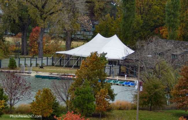 The Boat House at Forest Park Forever