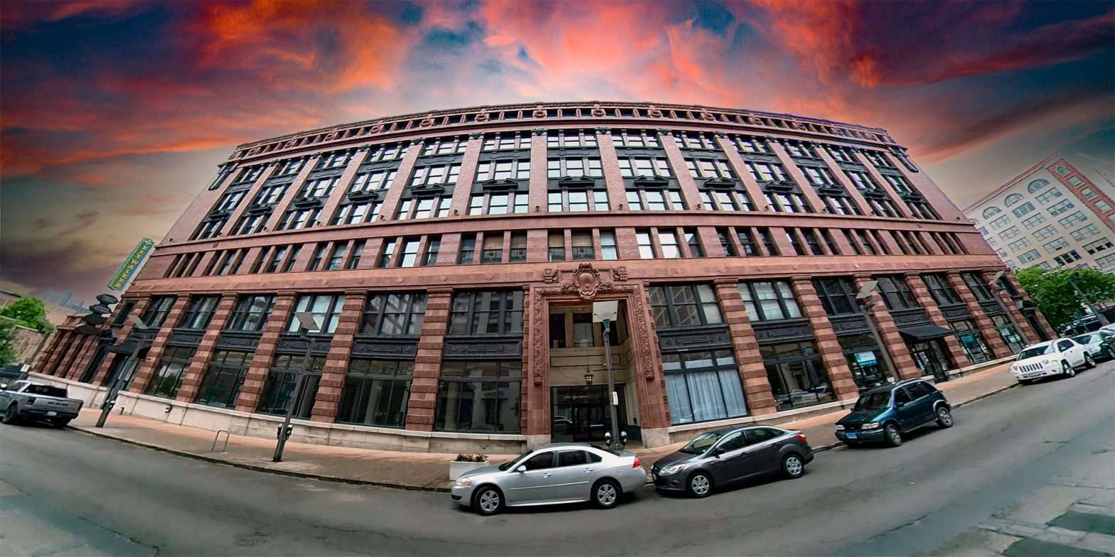Ely Walker Lofts St. Louis. March 2020 by craig currie